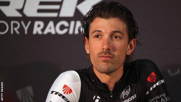 Fabian Cancellara, el líder que necesita el ciclismo mundial