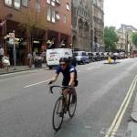 Pedalear en Londres (I) : fascinante y peligroso