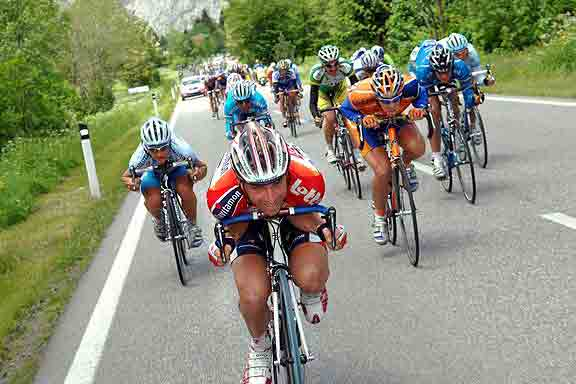 ¿Puede la desdicha acabar con la carrera de un ciclista?