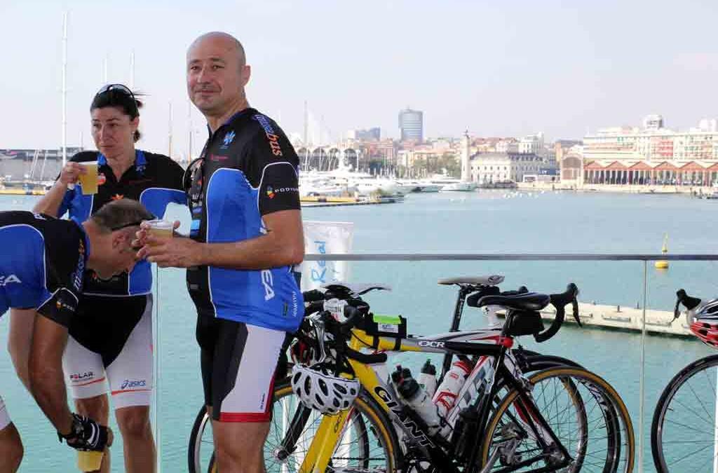 Cicloturistas: motivos para apuntarse a una marcha cicloturista