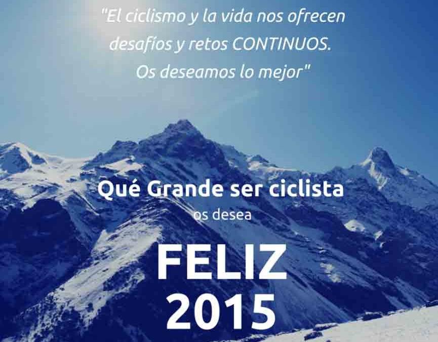 ¡Adelante 2015!