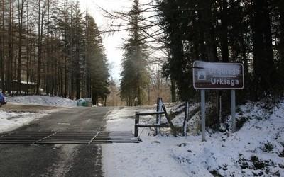 Puertos de montaña con encanto invernal (IV): collado Urkiaga