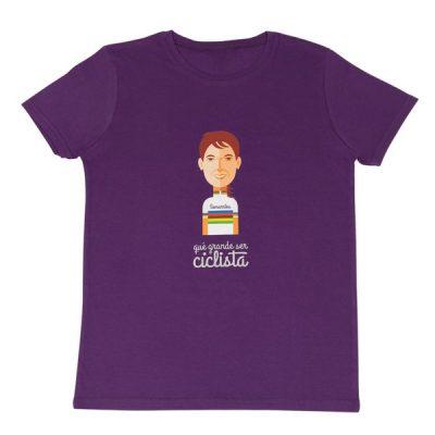 camiseta mujer Joane Somarriba