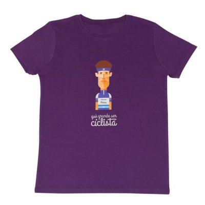 camiseta mujer Pedro Delgado
