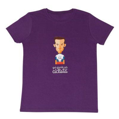 camiseta mujer Joaquim Rodriguez Purito