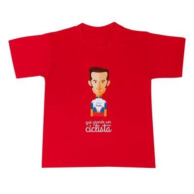 Camiseta infantil Joaquim Rodriguez