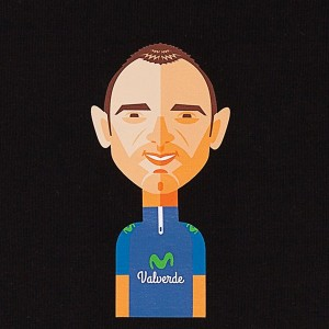 Camiseta hombre Alejandro Valverde