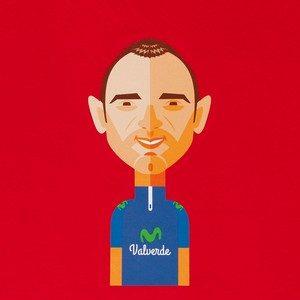 Alejandro Valverde ciclista