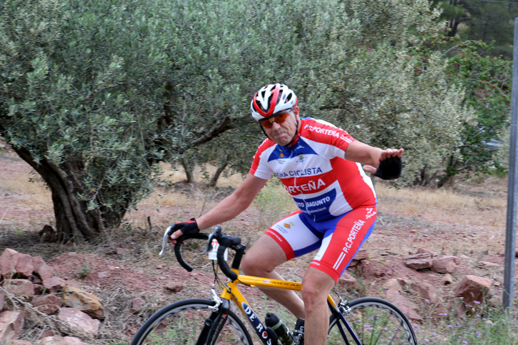 ciclista envejece Foto: qué grande ser ciclista