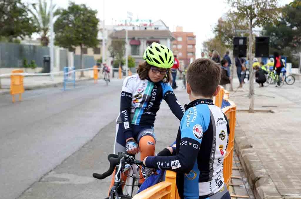 Diario de una pequeña ciclista