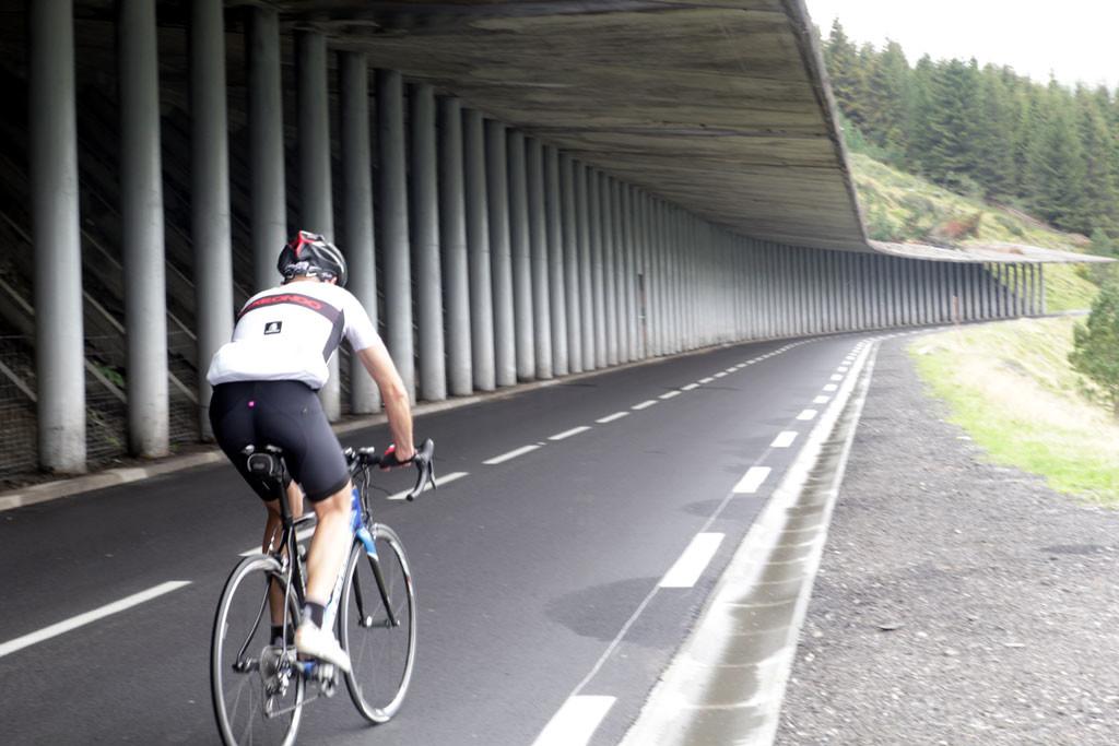 Tourmalet Pasar por las viseras exige una gran concentración ya que la pendiente no bajará del 10% hasta el final. foto: qué grande ser ciclista