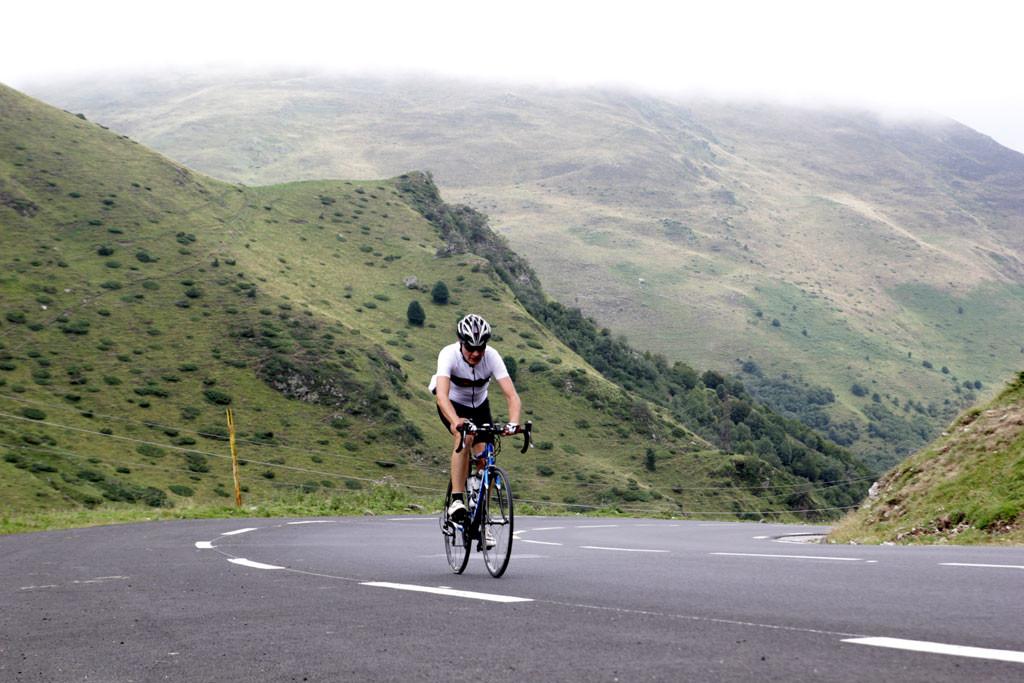 Tourmalet Probablemente el mejor regalo para un ciclista sea subir el Tourmalet. foto: qué grande ser ciclista