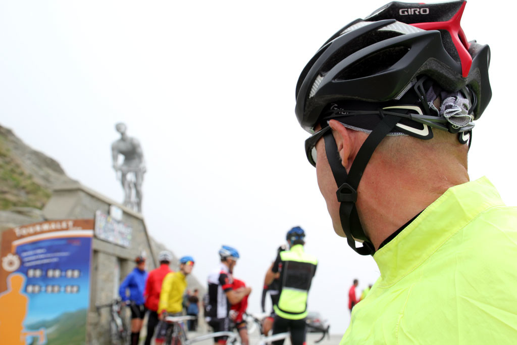 Tourmalet foto: qué grande ser ciclista