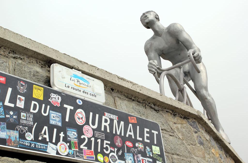 Subir el Col du Tourmalet, el mejor regalo a los 50 años