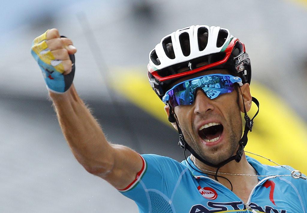 ciclismoVincenzo Nibali partía entre los favoritos, se hundió y volvió a resurgir para ser cuarto al final.