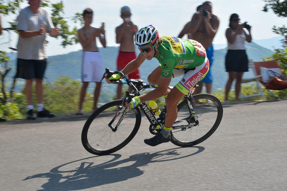 Peter Sagan ha insuflado un nuevo aire al ciclismo mundial.