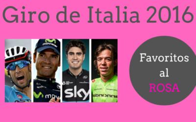 Giro de Italia 2016: analizamos a los grandes favoritos