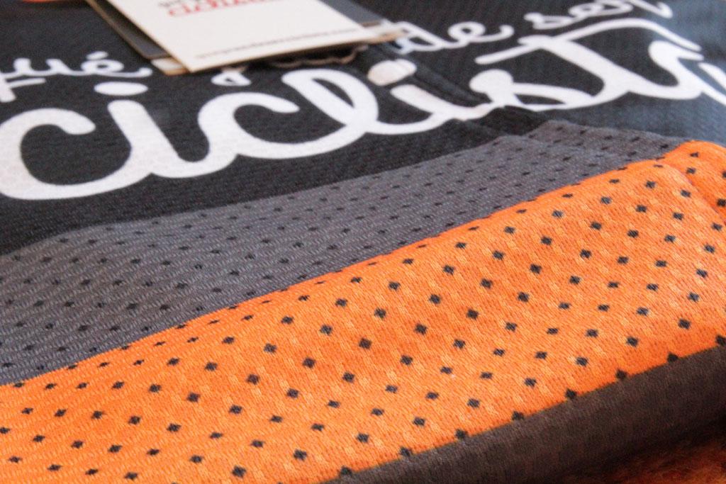 maillot y culotte foto: qué grande ser ciclista