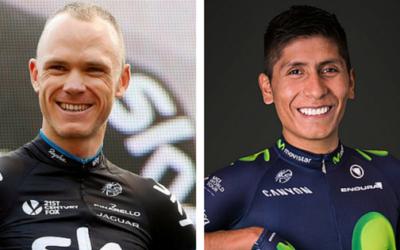 Froome y Quintana: dos grandes en busca del Tour