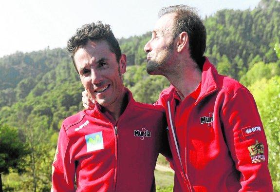 """Apuntes del Tour 2016 (1): Valverde y """"Purito"""" dos ciclistas para la eternidad"""