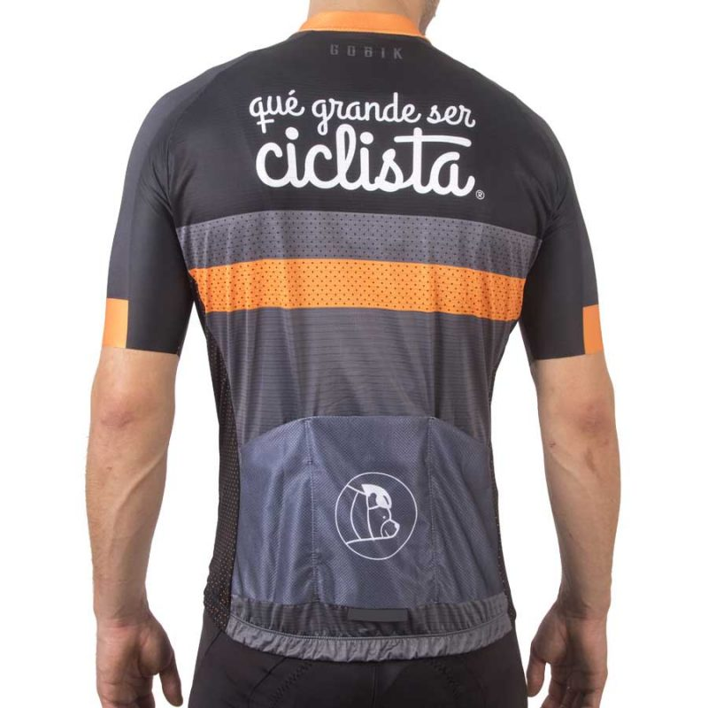 maillot clásico I qué grande ser ciclista