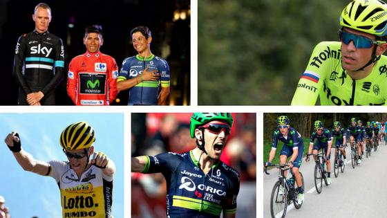 Los siete nombres que han realizado una Vuelta 2016 fantástica