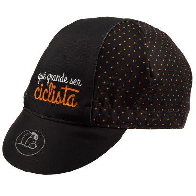 gorra ciclista clásica