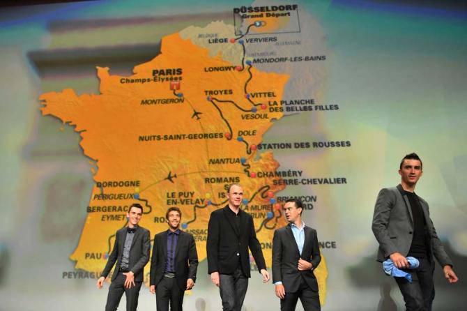 Tour de Francia 2017: los doce favoritos