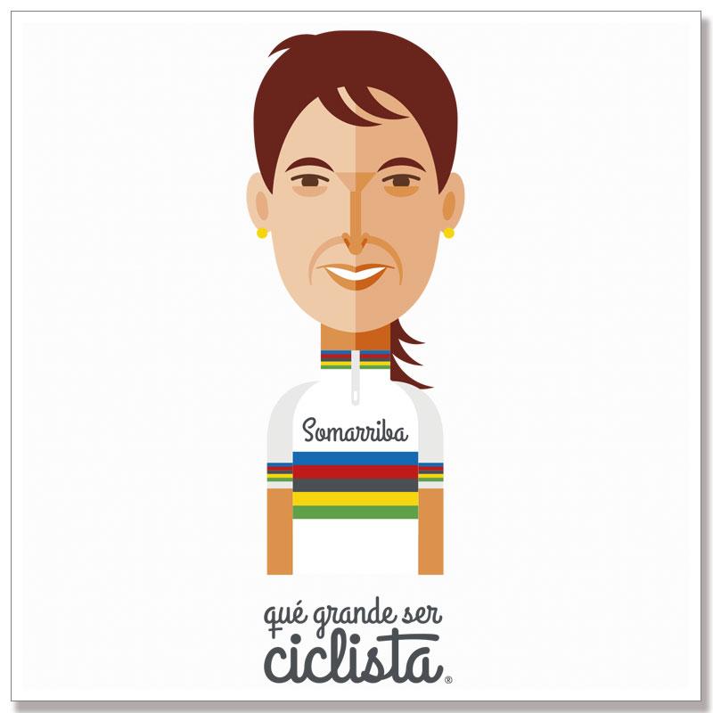 Lámina póster Joane Somarriba