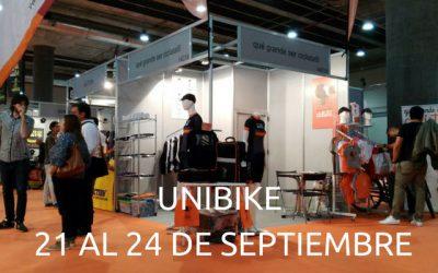 ¡Nos vemos en Unibike 2017!