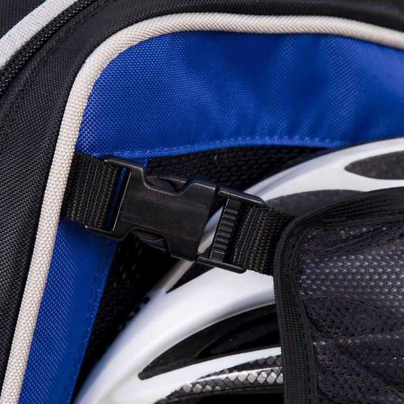 maleta para ropa y accesorios de ciclismo
