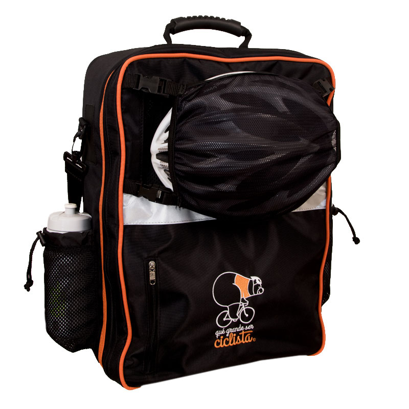 maleta ciclismo