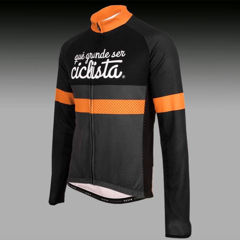 cycling gilet que grande ser ciclista