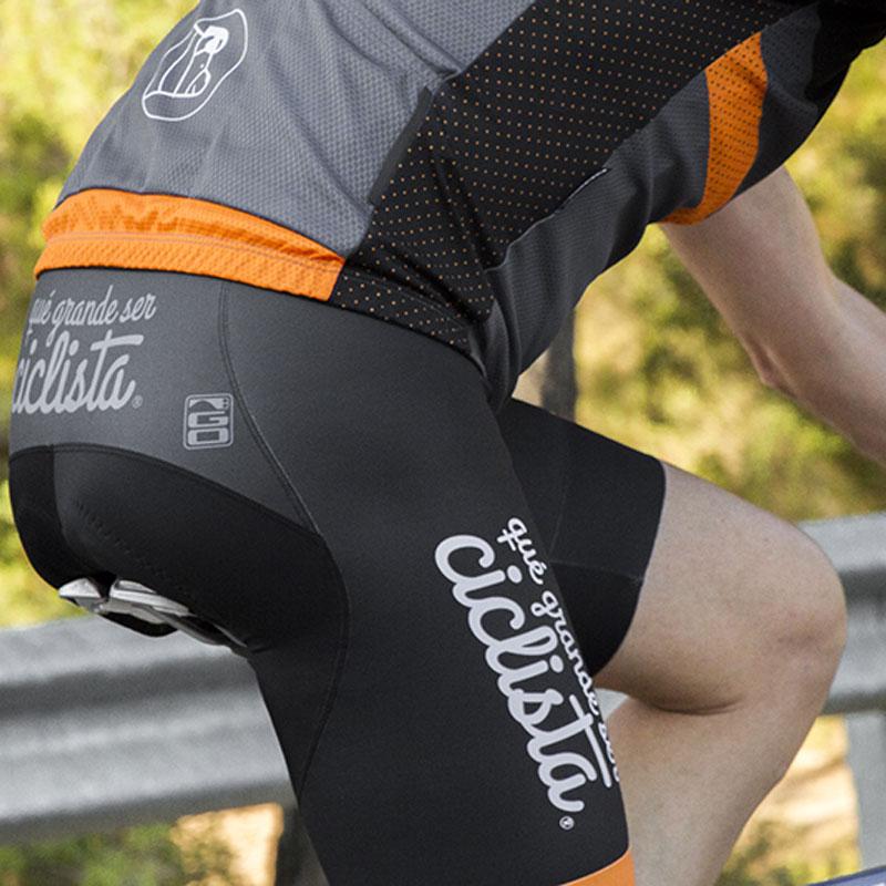 culotte clásico I qué grande ser ciclista ®