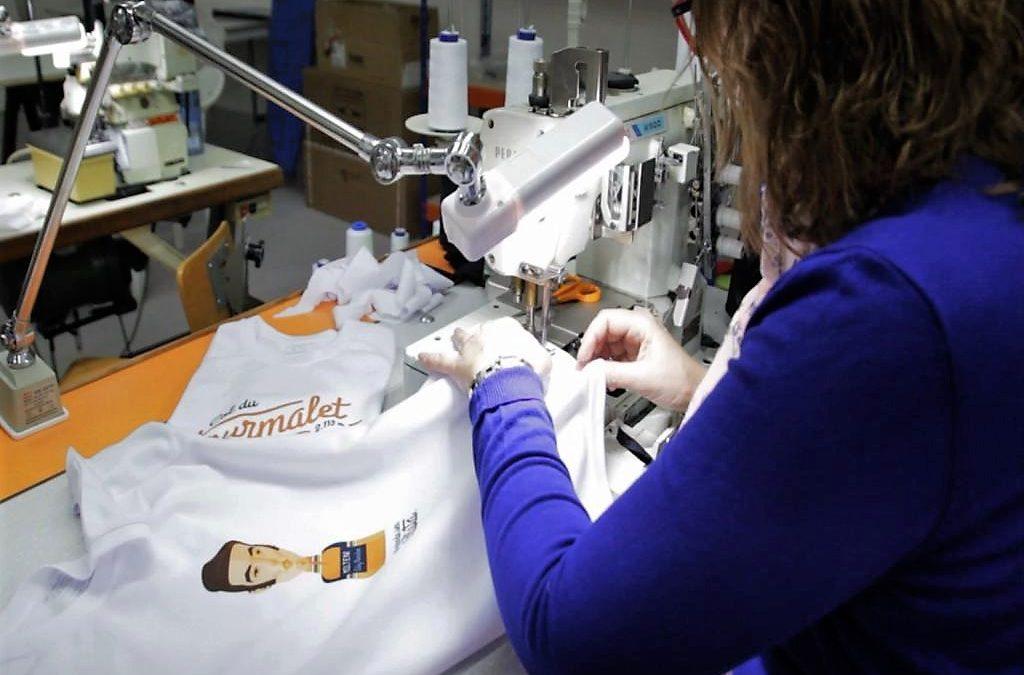 Confección textil en España: nuestra apuesta más firme