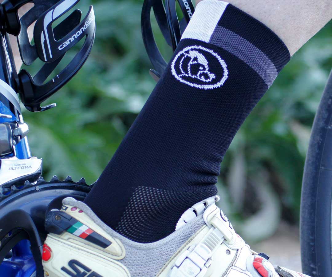 calcetines de ciclismo