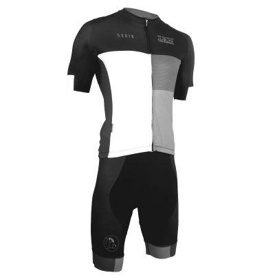 maillot y culotte ciclismo