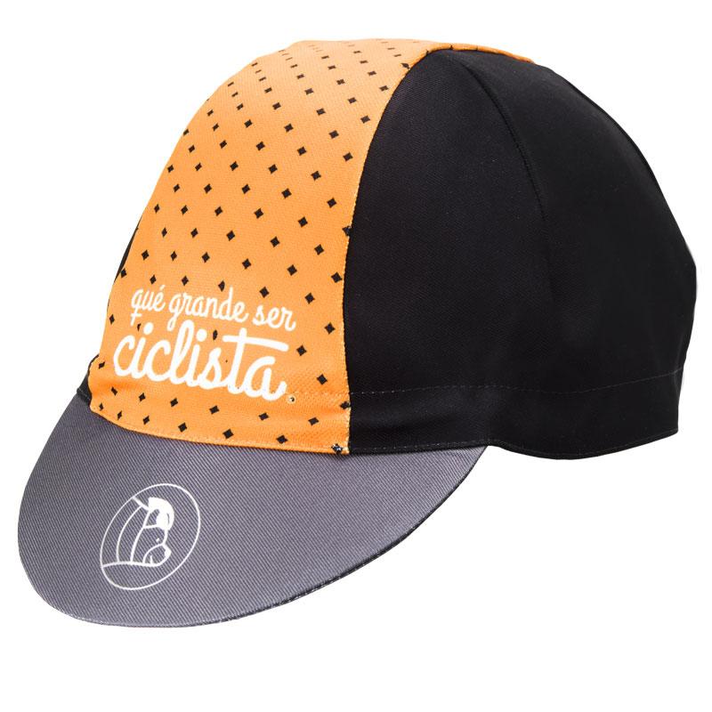 gorras de ciclismo ciclista clásica