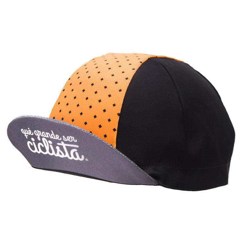 gorra ciclista clásica III qué grande ser ciclista ®