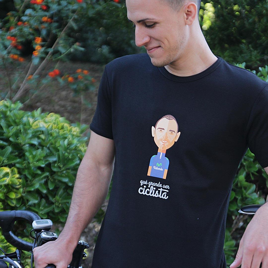 camiseta Alejandro Valverde