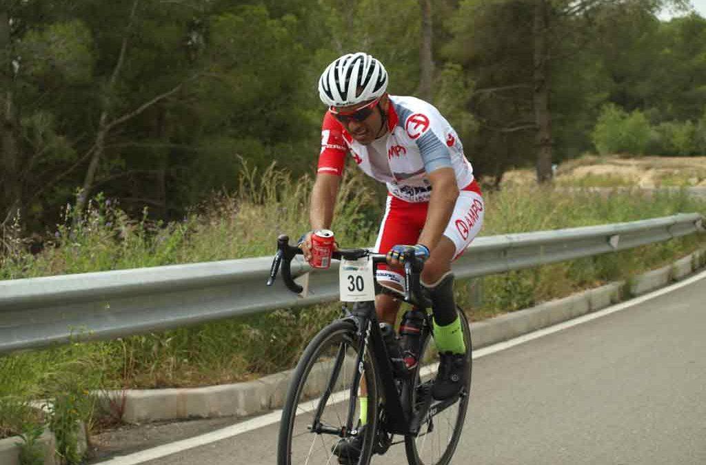 Guillermo Prieto Hortelano: lecciones de vida de un ciclista adaptado
