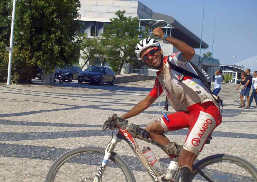 Ciclista adaptado