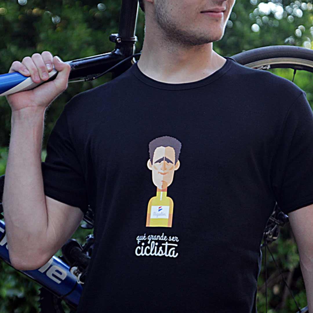 camiseta miguel indurain