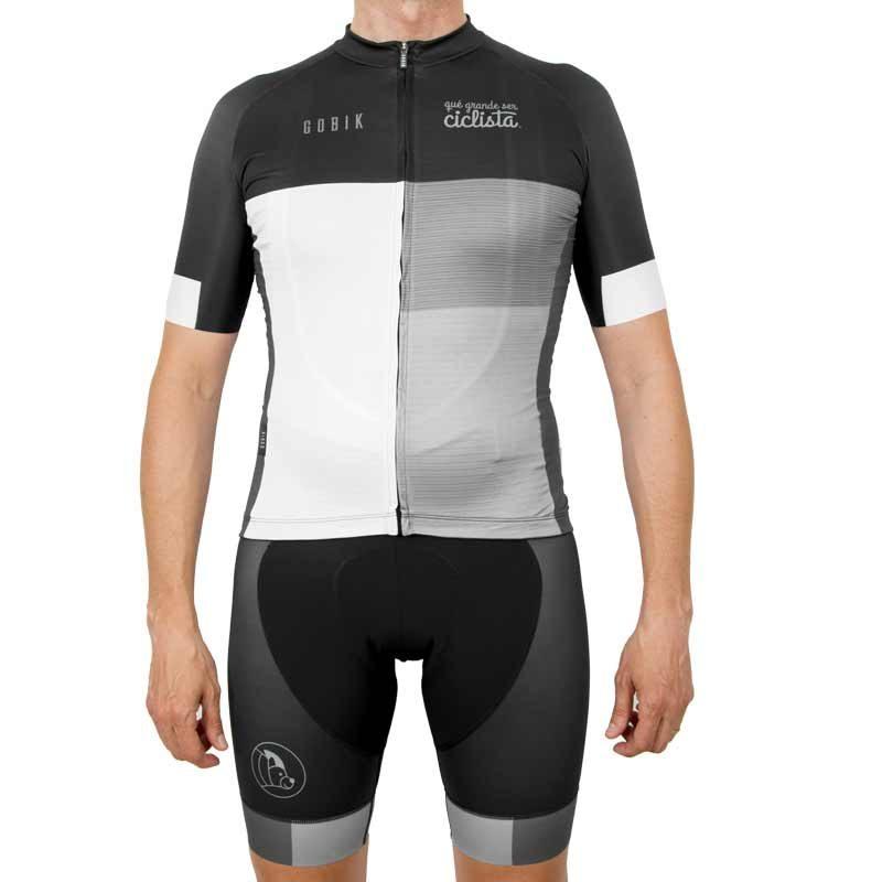 maillot y culotte qué grande ser ciclista