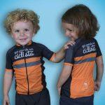 maillot ciclismo infantil qué grande ser ciclista