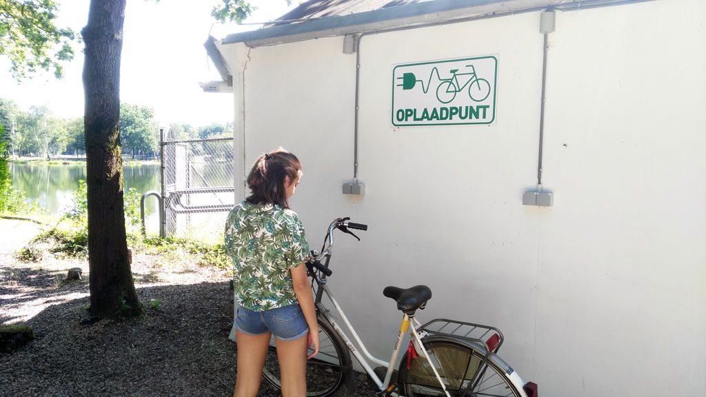 las bicicletas reinan en Bélgica y Holanda