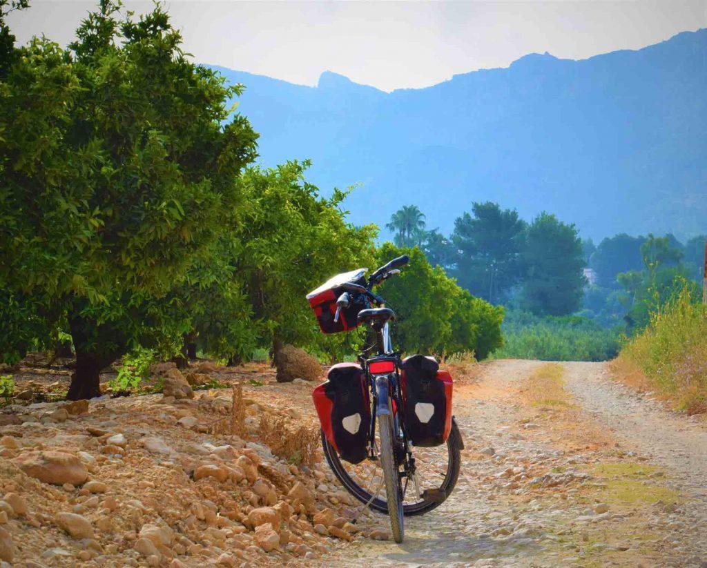 Trekking por la Comunidad Valenciana
