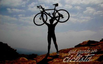 ¡Felicidades querida bicicleta!