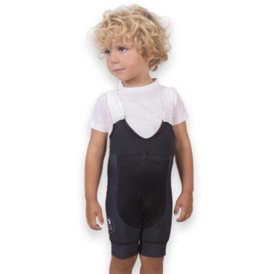 culotte ciclismo infantil