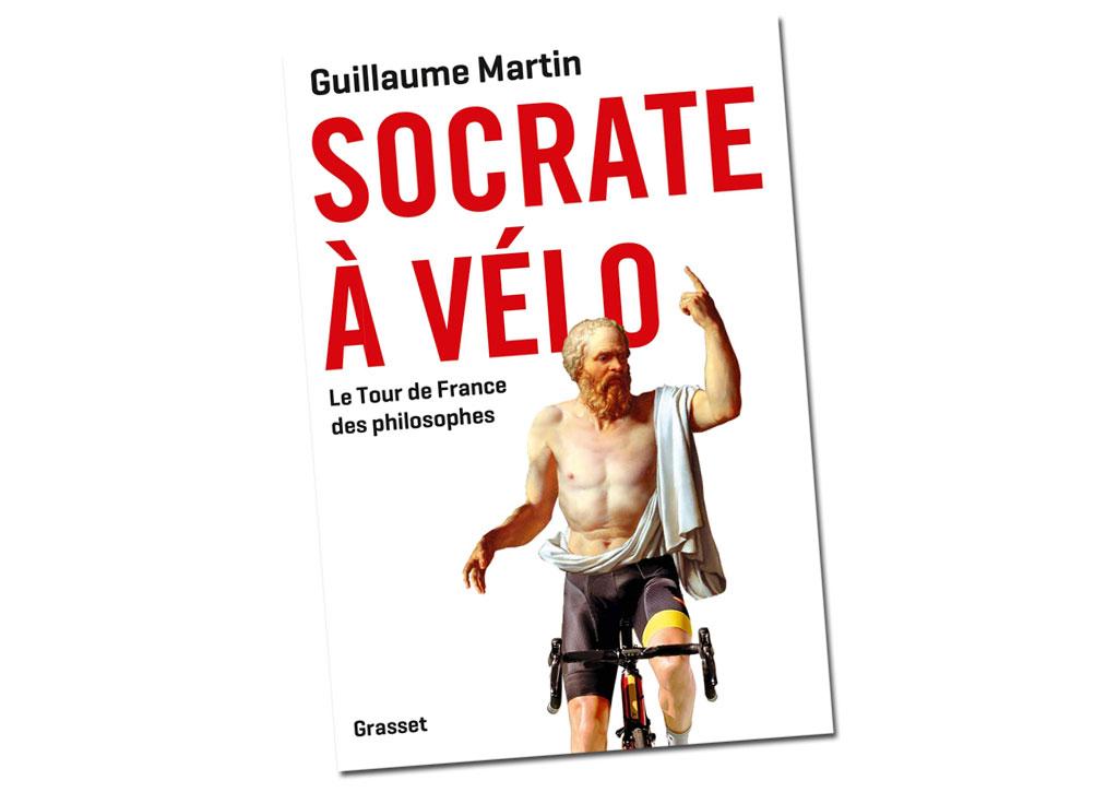 Guillaume Martin Sócrates en bicicleta